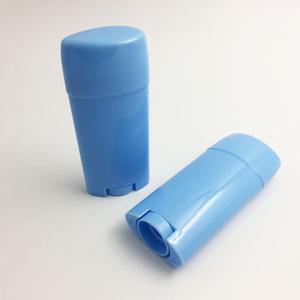 PP deodorant stick container Deodorant container stick Plastic twist up deodorant container