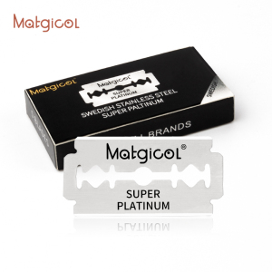 Top 5 OEM Sweden Stainless Steel Disposable Safety Barber Shaving Razor Blades Double Edge