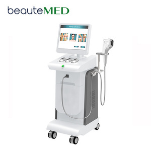 ultrasound anti-wrinkle machine skin tightening and lifting weight loss for body 2d 3d hifu machine