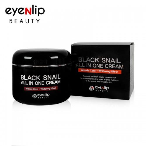 [EYENLIP] Black Snail All In One Cream 100ml - Korean Skin Care Cosmetics