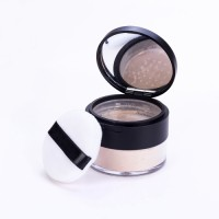 Four dispersion powder base powder cosmetics manufacturers | cosmetics OEM lasting oil control waterproof cover powder cosmetics processing factory