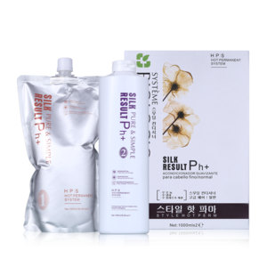 Wholesale Price OEM ODM Herbal Hair Perm Brands Cold Wave Hair Perm Lotion For Curling