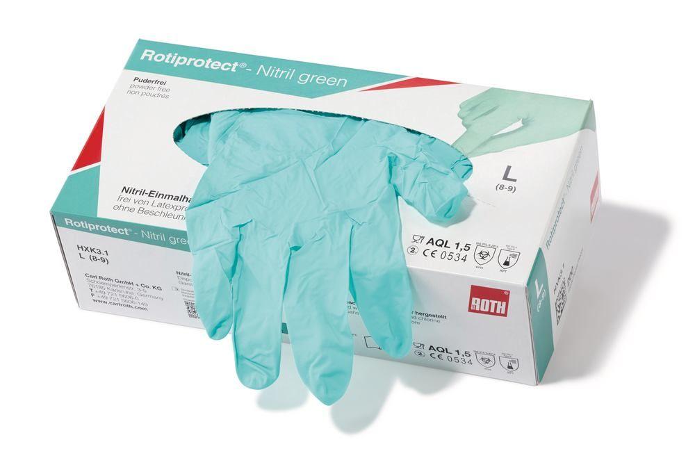 Powder Free Nitrile Gloves Wholesale