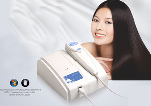 8.0 MP 2 in 1 High Resolution USB boxy skin and hair analyzer
