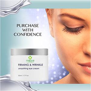 Anti-aging firming and wrinkle eye cream for women & men
