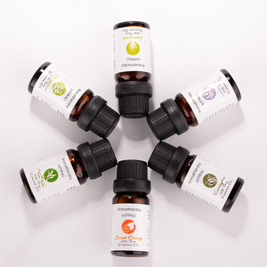 Best seller 10ML 6 piece gift set aromatherapy essential oil 100% pure