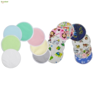 Cheapest price  in China factory   bamboo cotton soft nursing care products of breast nursing pads