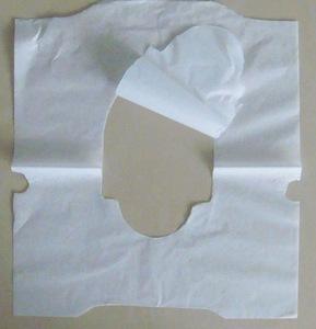 Flushable Toilet Seat Cover Paper