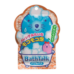 Japan Bath Talk Bath Salts Series Bubble Bath - Acerola Wholesale
