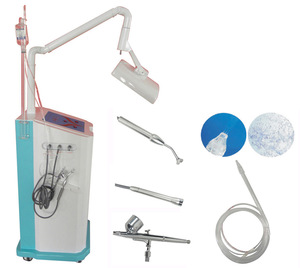 Multi-function Oxygen jet peel with PDT/LED machine OX-007+