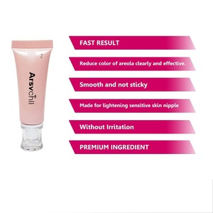 private label natural pink nipple whitening cream for personal care