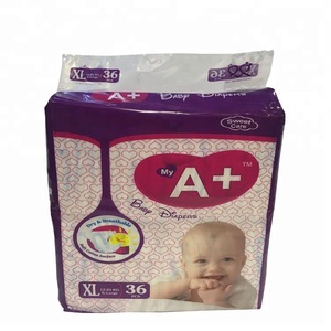 Soft Breathable Absorption and Diapers/Nappies Type baby diapers