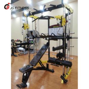 Sport Fitness home gym equipment multi training machine fitness functional trainer smith machine squat rack exercise equipment