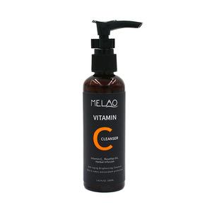 Wholesale Natural Skin Lightening Vitamin C Whitening Facial Cleanser