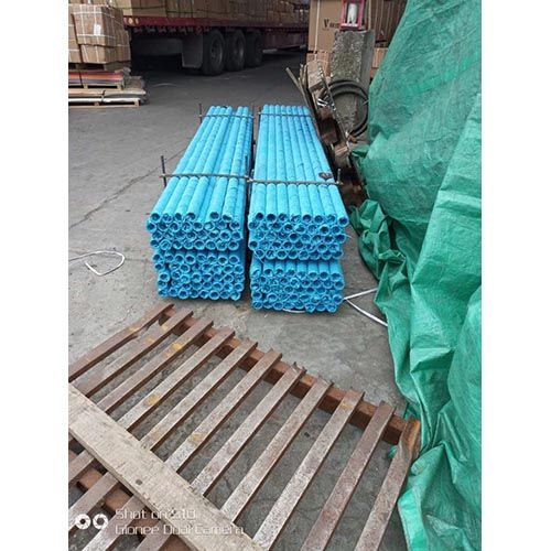 Copper coated steel pipe