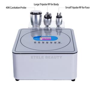 3 in 1 Cheapest Portable Ultrasound Machine Body Contouring Machine RF Equipment