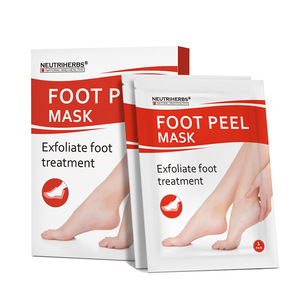 Beauty Skin Care Softening Private Label Hydrating Peeling Foot Mask