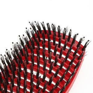 Bristle&Nylon Women Wet Curly Detangle Hair Brush Hair Scalp Massage Comb Hairbrush