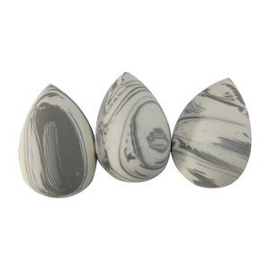 Easy Use Soft Skin-Friendly Korean Skin Care Marble Cosmetic Puff
