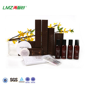 four seasons portable hotel supply disposable amenities kit