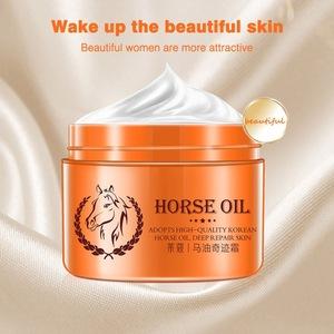 LAIKOU Skin Repair Miracle Cream Anti Aging Scar Moisturizing Whitening Rejuvenating Korean Horse Oil Cream