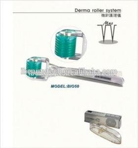Microneedle dermaroller dark circles treatment derma rolling system