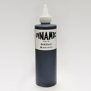 Original USA Dynamic Black Tattoo Ink 8oz