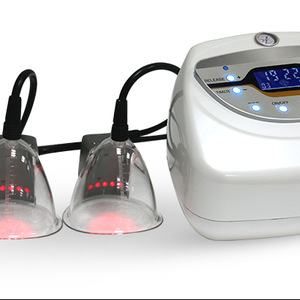 Professional butt lifting breast massager for salon use / Vacuum therapy cupping buttock enhancement breast enlargement machine