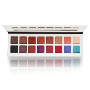 Wholesale High Pigment Makeup Palette Cardboard Packing Eyeshadow Palette