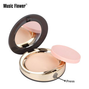 Attractive OEM Waterproof Concealer Makeup Pressed Compact