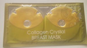 Breast Actives Collagen Breast Mask for Breast Tight SKin