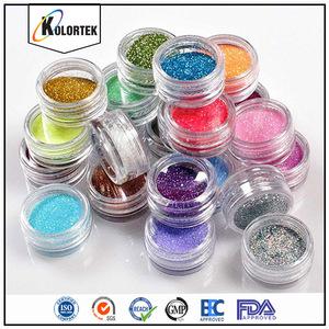 Bulk glitter dust cosmetic glitter pigment body face use shimmer glitter powder