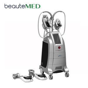 CE ISO ROHS approved body shape cryotherapy facial equipment for salon spa