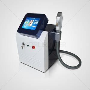 E-light(IPL+RF) laser beauty equipment