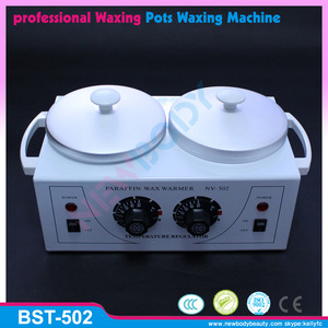 Factory supply electric depilatory wax warmer/paraffin wax heater for hand/hair removal wax BST-502