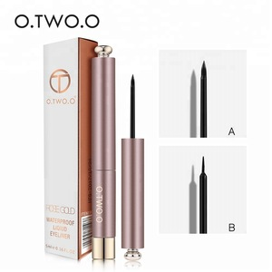 Free Shipping O.TWO.O Wholesale cheapest matte liquid eyeliner with FDA Approved