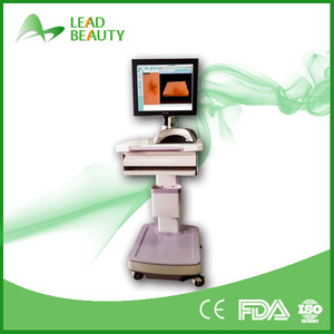 Health care beauty equipment skin and hair analyzer skin analyzer fda