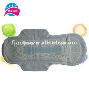 High absorbency ladies sanitary pads