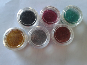 High quality holographic cosmetic grade glitter body art nail art glitter