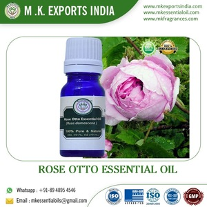 High Quality Rose Otto Essential Oil