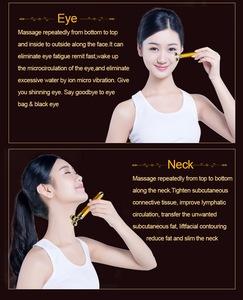 Hot sale Anti-wrinkle machine type 24k gold facial beauty bar