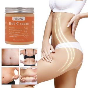 MELAO Weight Loss Cream Body Massager New 250g Anti Cellulite Hot Cream Fat Burner Gel Slimming Cream Massage Hot Anti-Cellulite