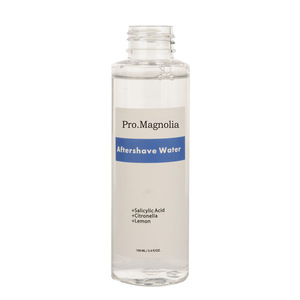 Natural formulation Aftershave Water for Man--- Calming, Pore Minimizing
