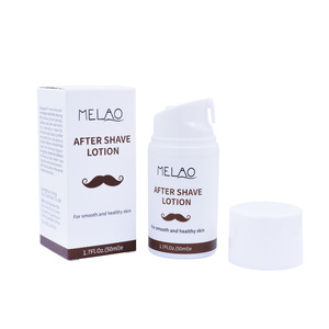 Private Label Aftershave High Quality Refreshing Saving Lotion Moisturizing & Nourishing Natural Mens After Shave Lotion