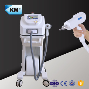 Professional q switched nd:yag laser price/tattoo removal machine 532nm 1064nm tip