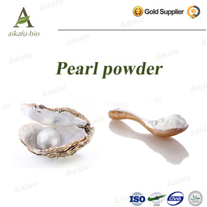 Spplier Aikafu Pearl Powder from freshwater cultured pearls with Food/Pharm Grade