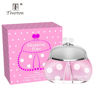 Tiverton hot seller private label new style sweet lady perfume