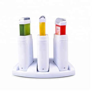 YM-8313 3 base salon or home use paper waxing machine small wax warmer 220v hot sale wax tart warmer electric