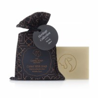 Camel milk soap Cedar & Cinnamon. Heritage collection