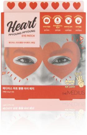 MEDIUS Heart Ppyoung Ppyoung Eye Patch